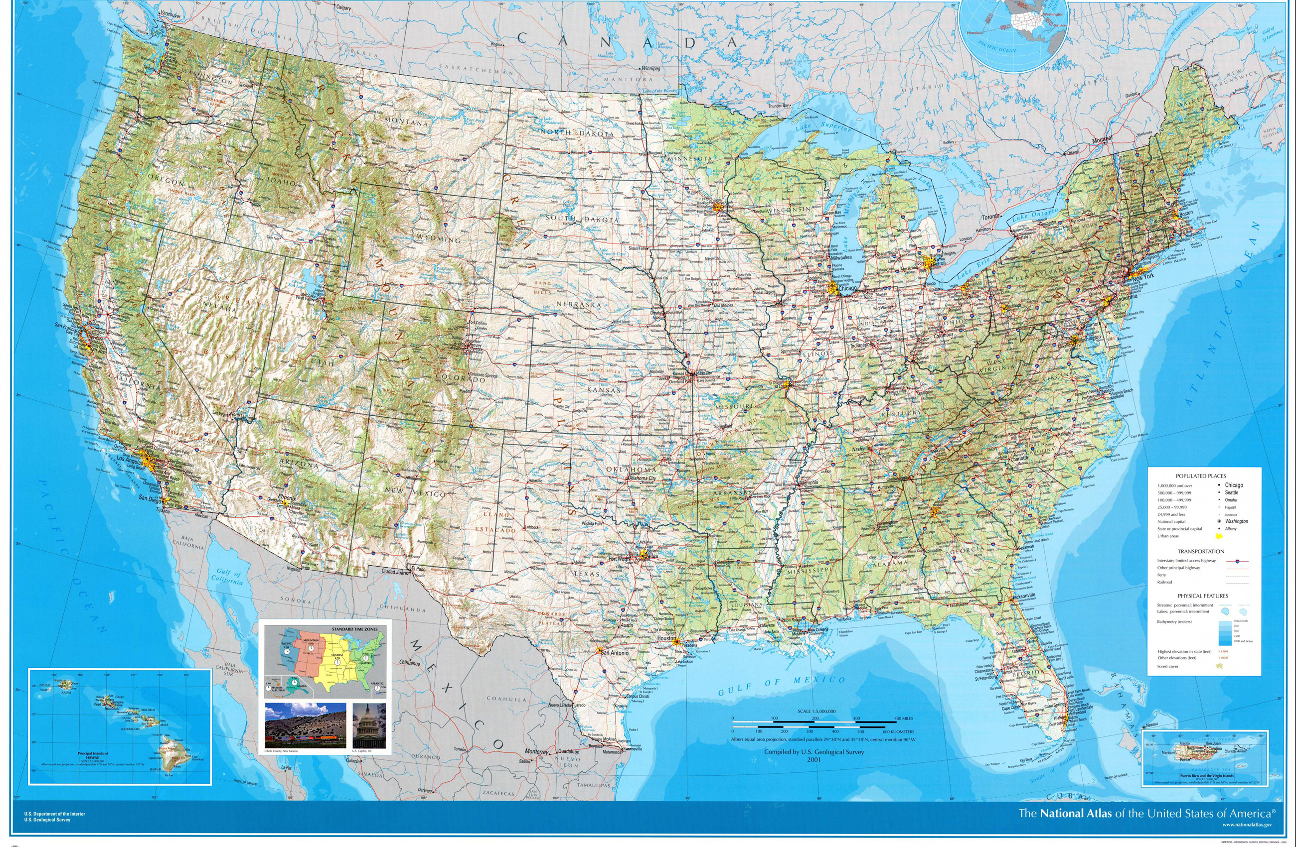 Maps United States Map Small – United States Map Google